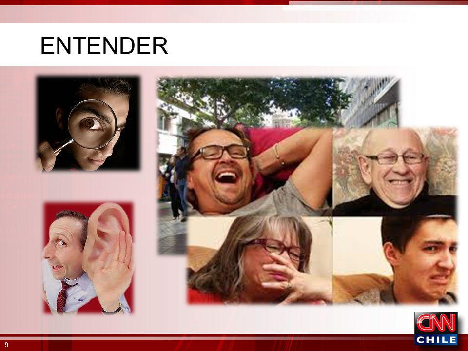 AUDIENCIA - PROGRAMACIÓN Independencia Calidad Contexto Análisis Confianza Credibilidad 20