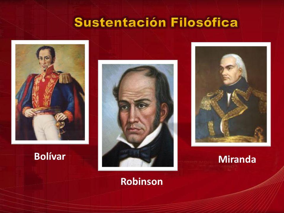 Bolívar Robinson Miranda