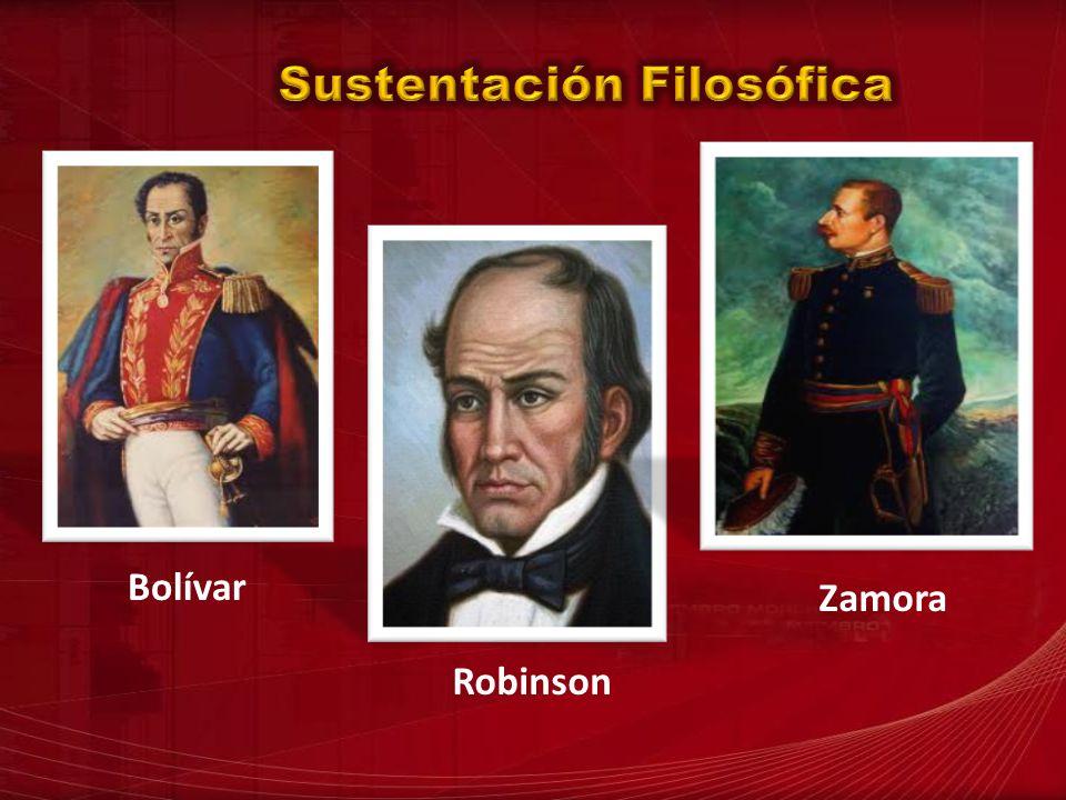 Bolívar Robinson Zamora