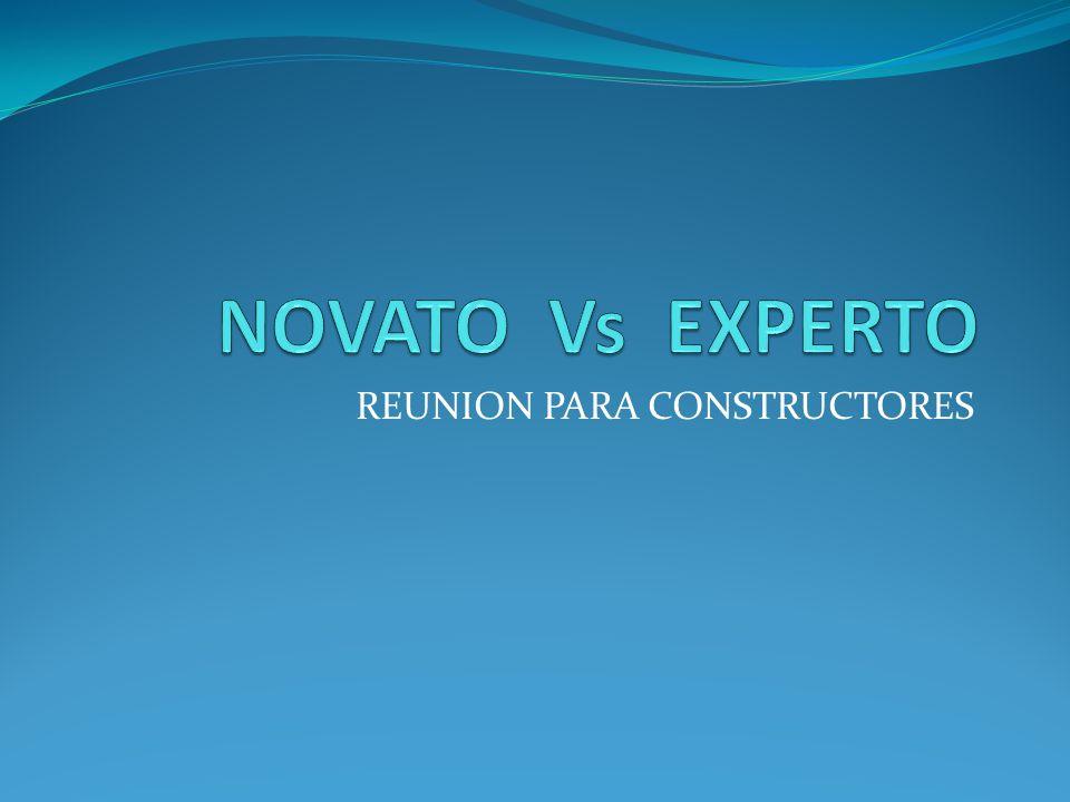 REUNION PARA CONSTRUCTORES