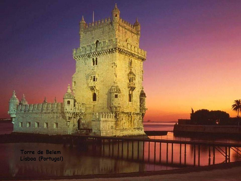 Torre de Belem Lisboa (Portugal)