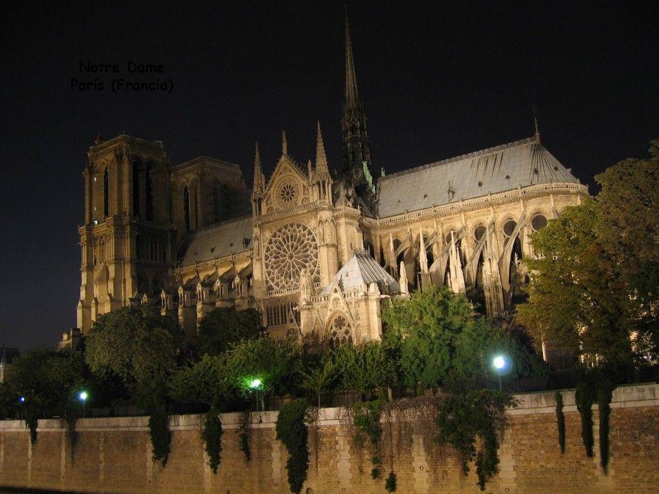 Notre Dame París (Francia)