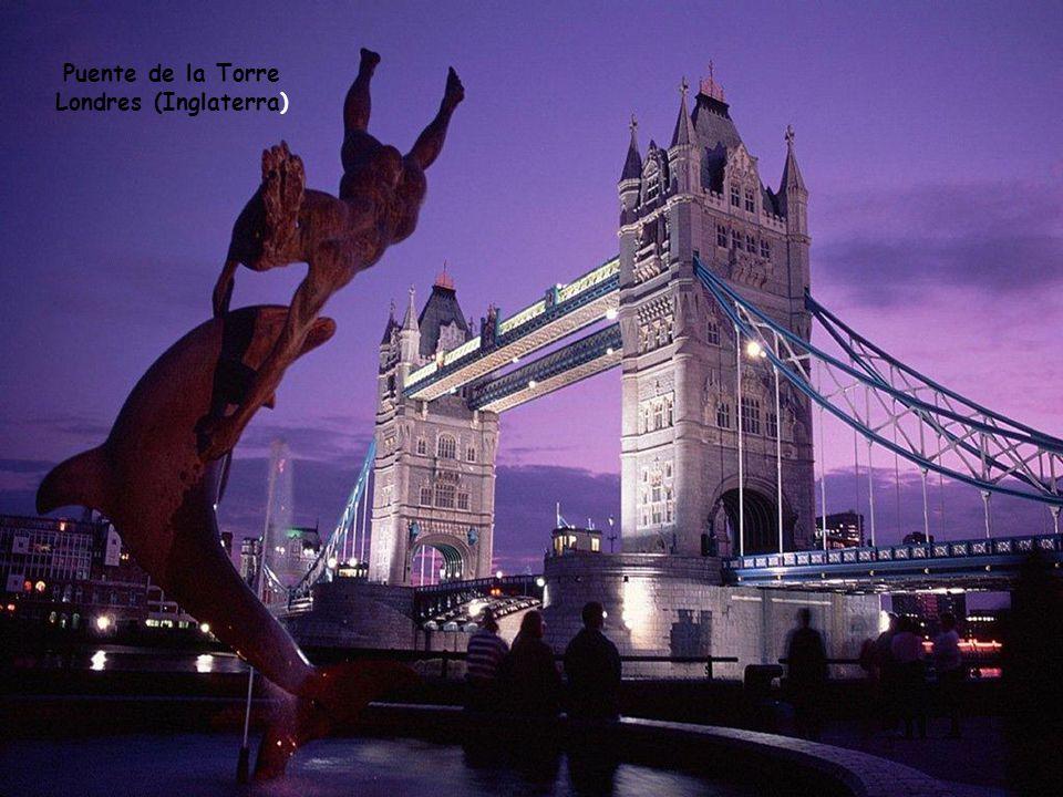 Puente de la Torre Londres (Inglaterra)