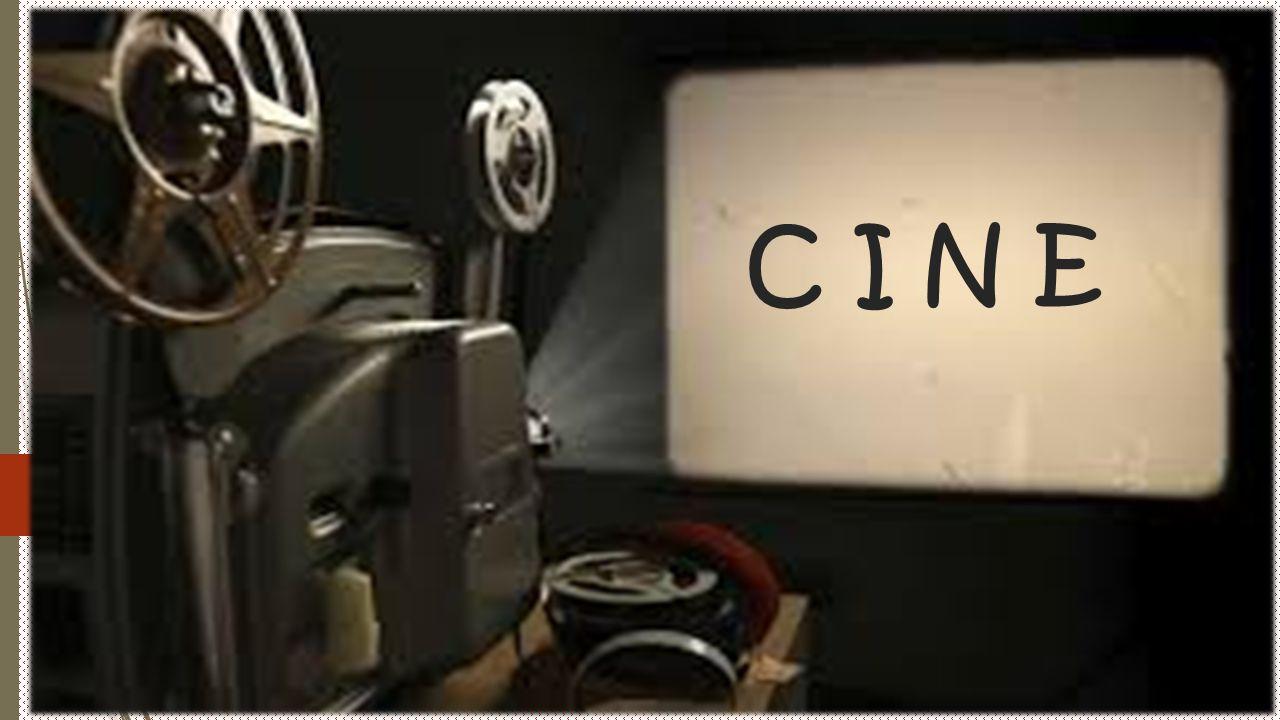 Historia del cine El cine fue creado desde el punto de vista científico.