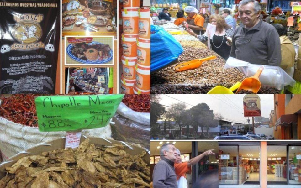 Hablar de Atocpan es hablar de la super tienda llamada Mole Don Pancho, de paisajes, gente de buen vivir y tradiciones mexicanas. Tienen en todo el pu