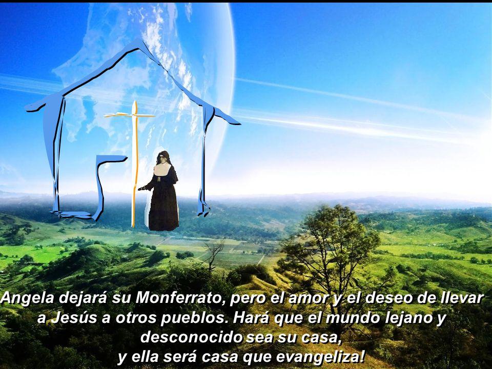 Fu e la que abrió el surco del apostolado misionero de las fMA Fu e la que abrió el surco del apostolado misionero de las fMA
