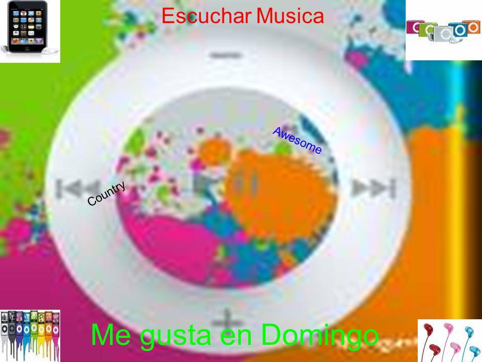 Me gusta en Domingo Escuchar Musica Country Awesome