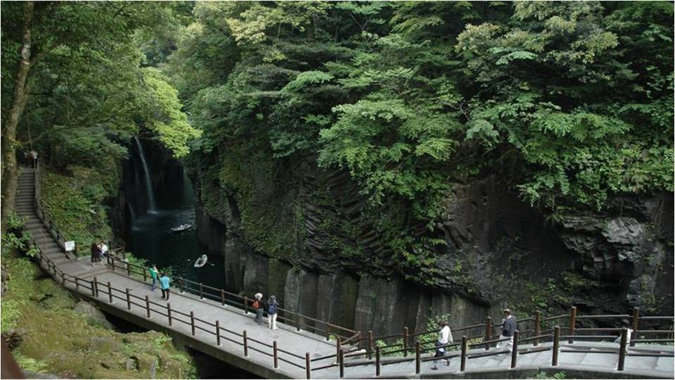 Por supuesto, que la belleza de la garganta es una de las principales razones por la que Takachiho recibe visitantes en cualquier momento del año.