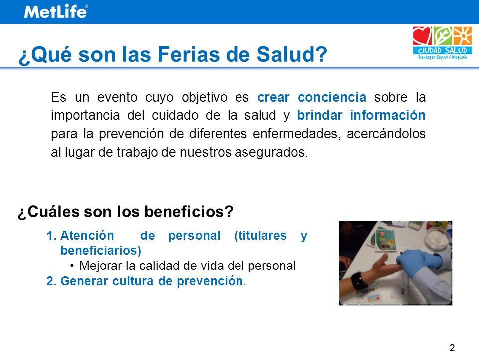 3 Empresa mexicana con 10 años de experiencia en servicios integrales de la salud.