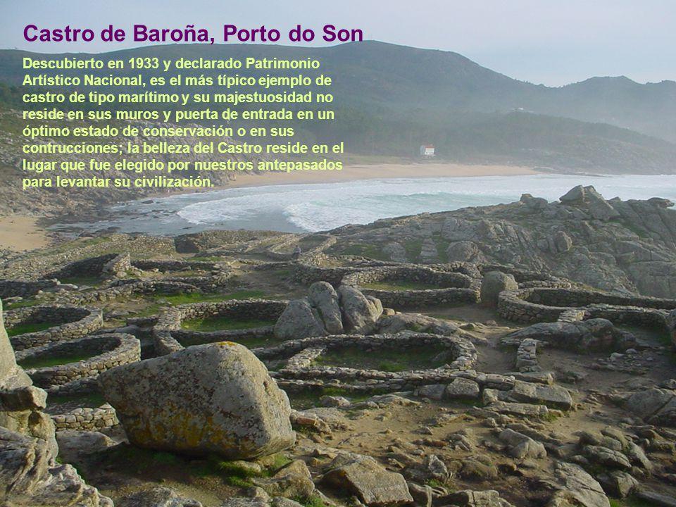 Parque natural de Corrubedo Ribeira ( A Coruña) Una intensa actividad eólica en el lugar permitió la formación de una duna móvil, la mayor del noroest
