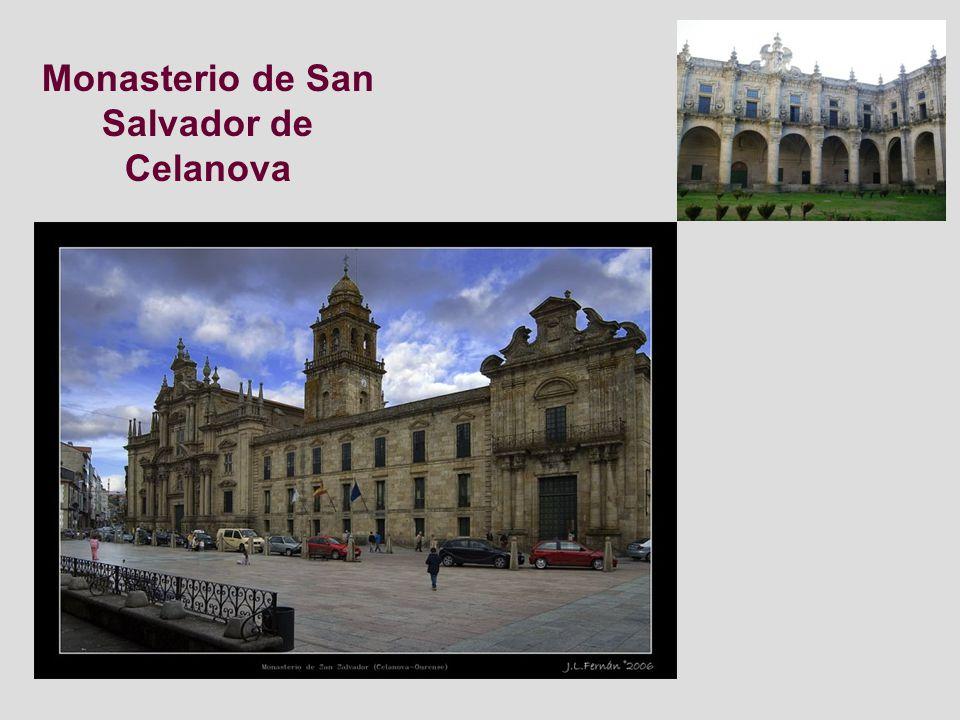 Monasterio de Santo Estevo de Rivas de Sil