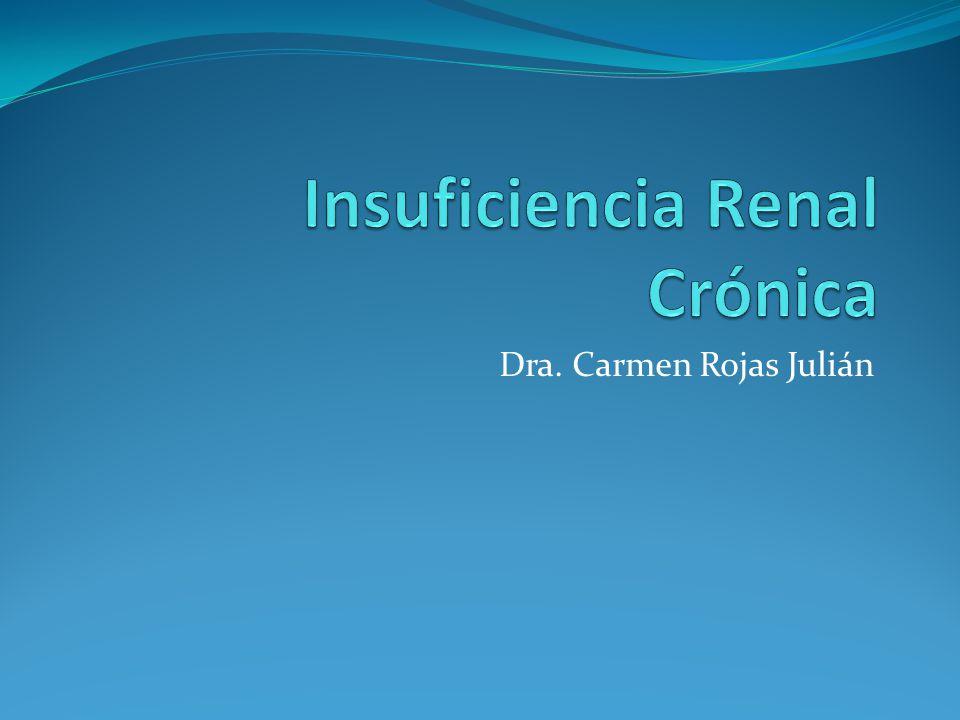 Dra. Carmen Rojas Julián