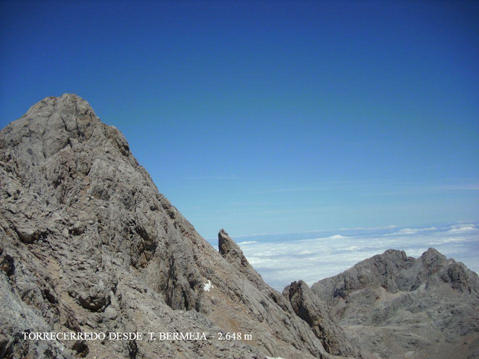 CUETO ALBO – 2.440 m