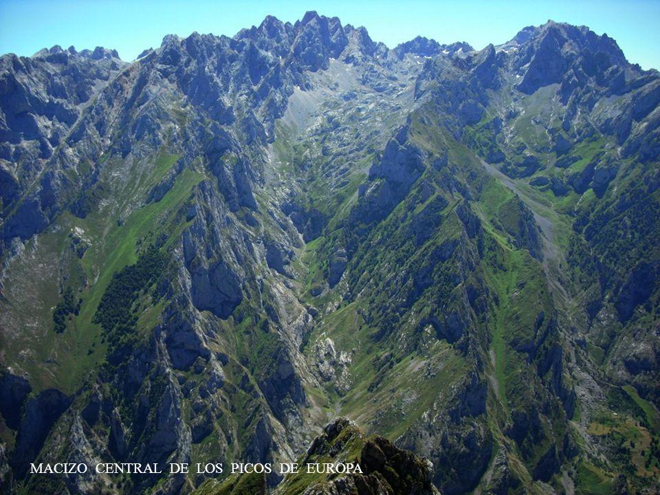MACIZO OCCIDENTAL Y PEÑA SANTA DE CASTILLA – 2.596 m
