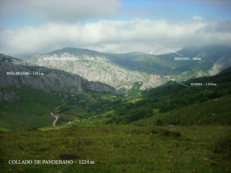 BULNES - 650 m