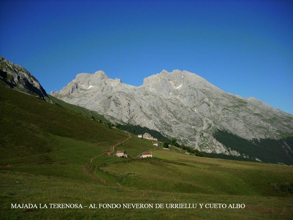 PICOS DE DOBRESENGROS – 2.390 m Y REFUGIO JOSE RAMON LUEJE