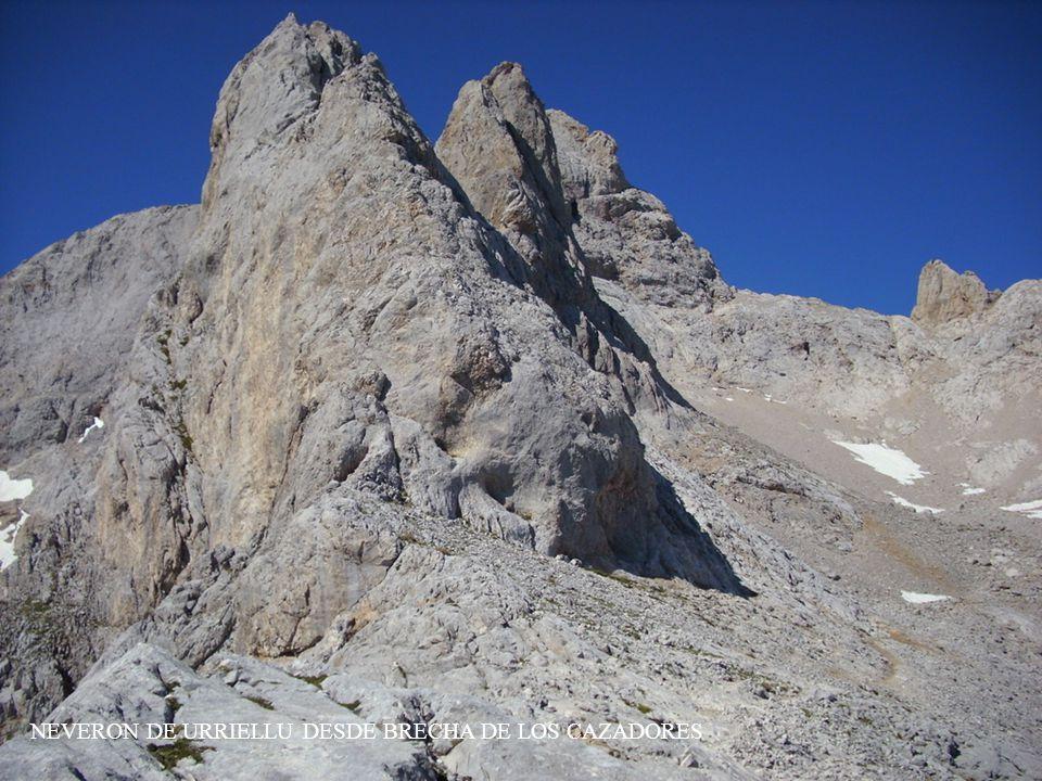 EL CUITU TEYAU DESDE SOTRES – 2.158 m