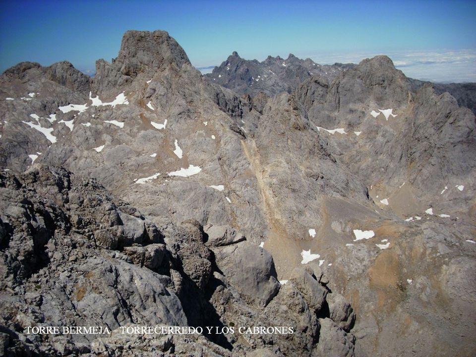 PEÑA VIEJA Y JOU DE LOS BOCHES - 2.610 m