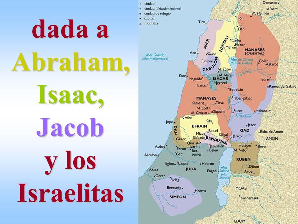 La PROMESA del Dios de IsraelDios de Israel