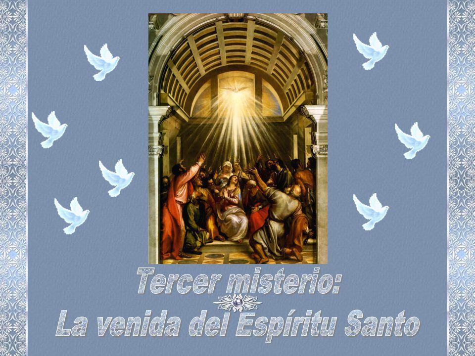 Jesucristo, el Ungido, sube al cielo, deja al mundo en su paz, su cercanía, en cuerpo y sangre está en la Eucaristía y es el sustento del piadoso anhe