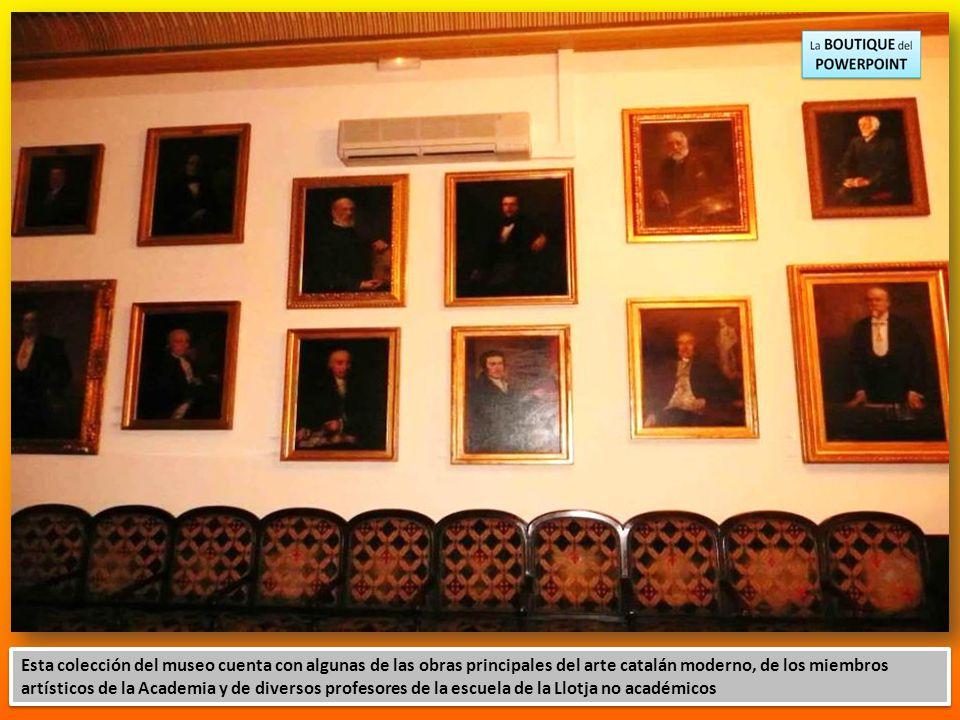Reial Acadèmia Catalana de Belles Arts de Sant Jordi es una institución cultural, sin ánimo de lucro,