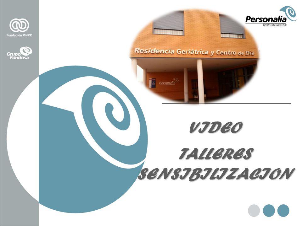 VIDEO TALLERES SENSIBILIZACION