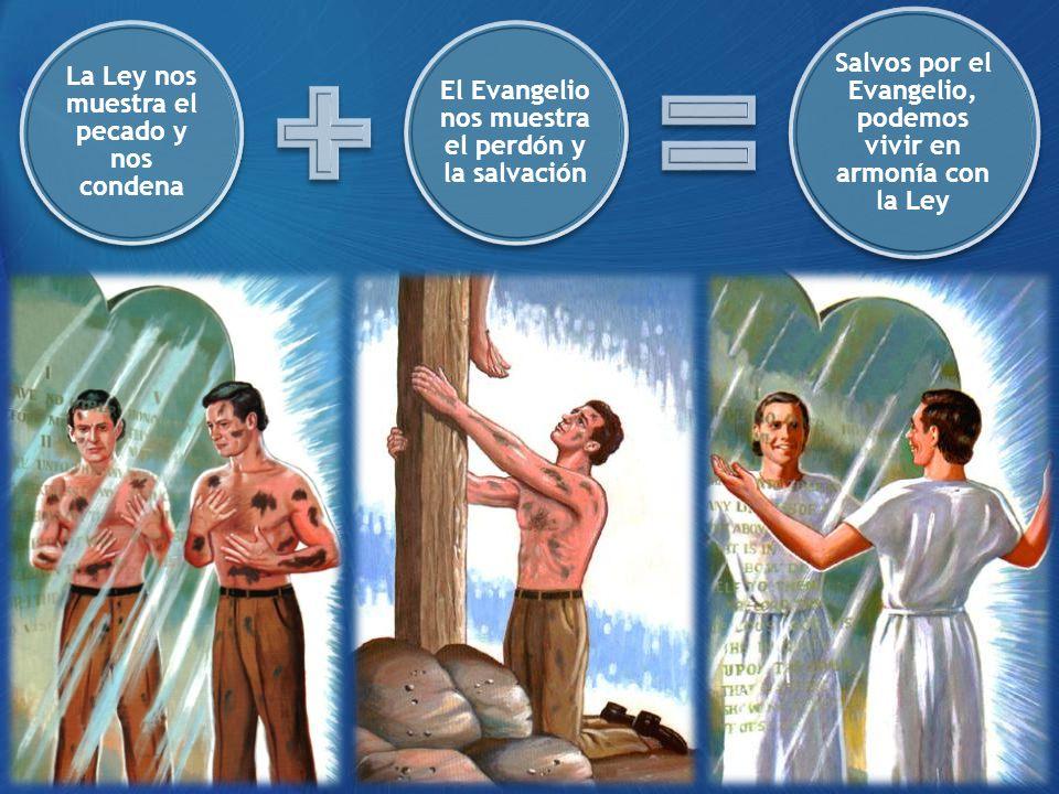 El Evangelio de las buenas nuevas no debía ser interpretado como algo que permite que los hombres vivan en continua rebelión contra Dios, transgrediendo su ley justa y santa.