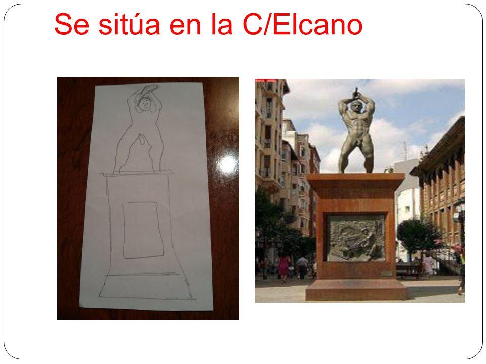 Se sitúa en la C/Elcano