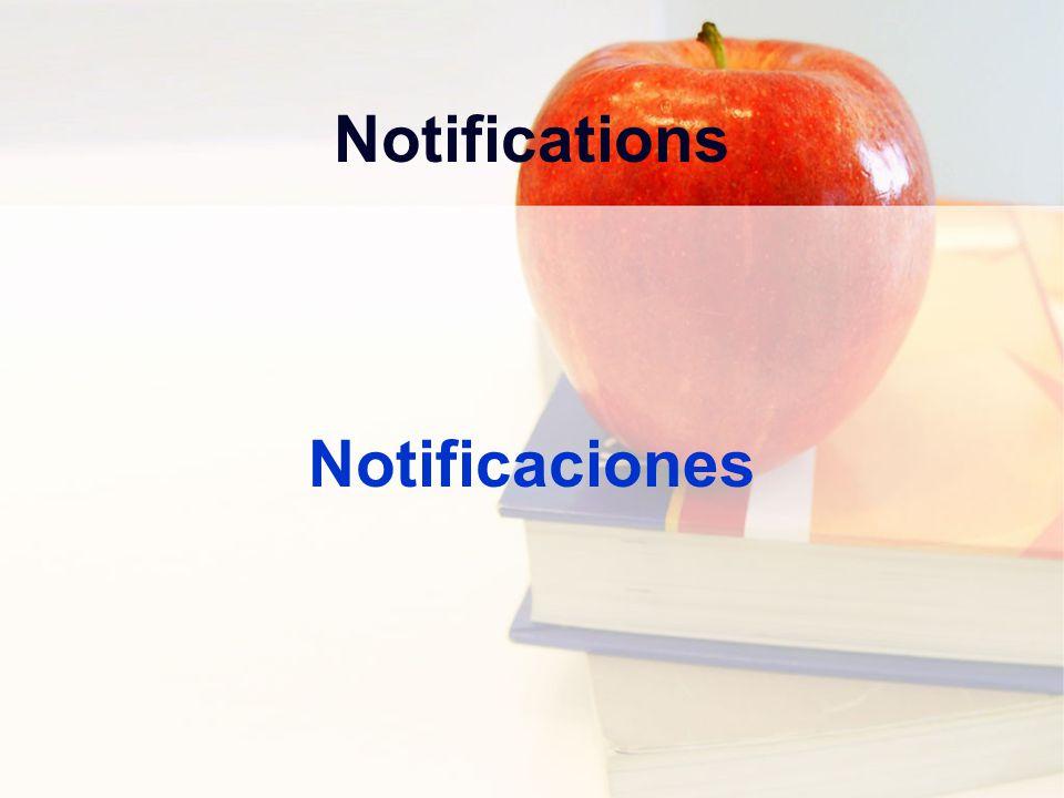 Language and Format Lenguaje y Formato