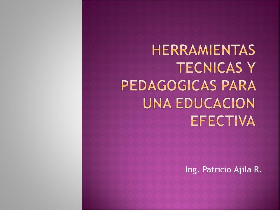 Ing. Patricio Ajila R.