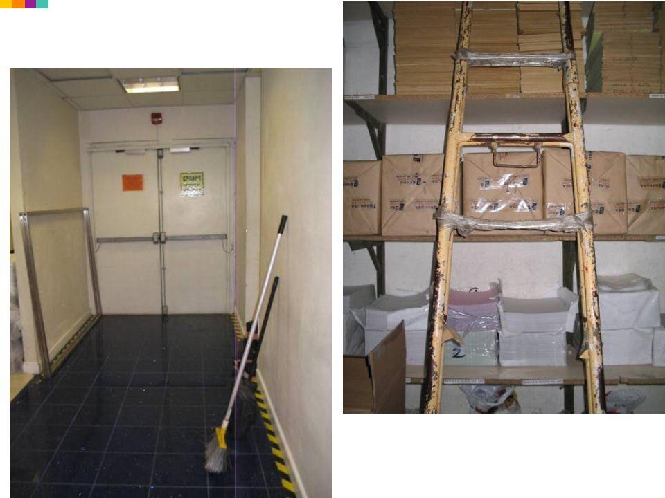 Lineamientos para la evaluación de las condiciones físicas Herramientas portátiles y de mano En buen estado de conservación.
