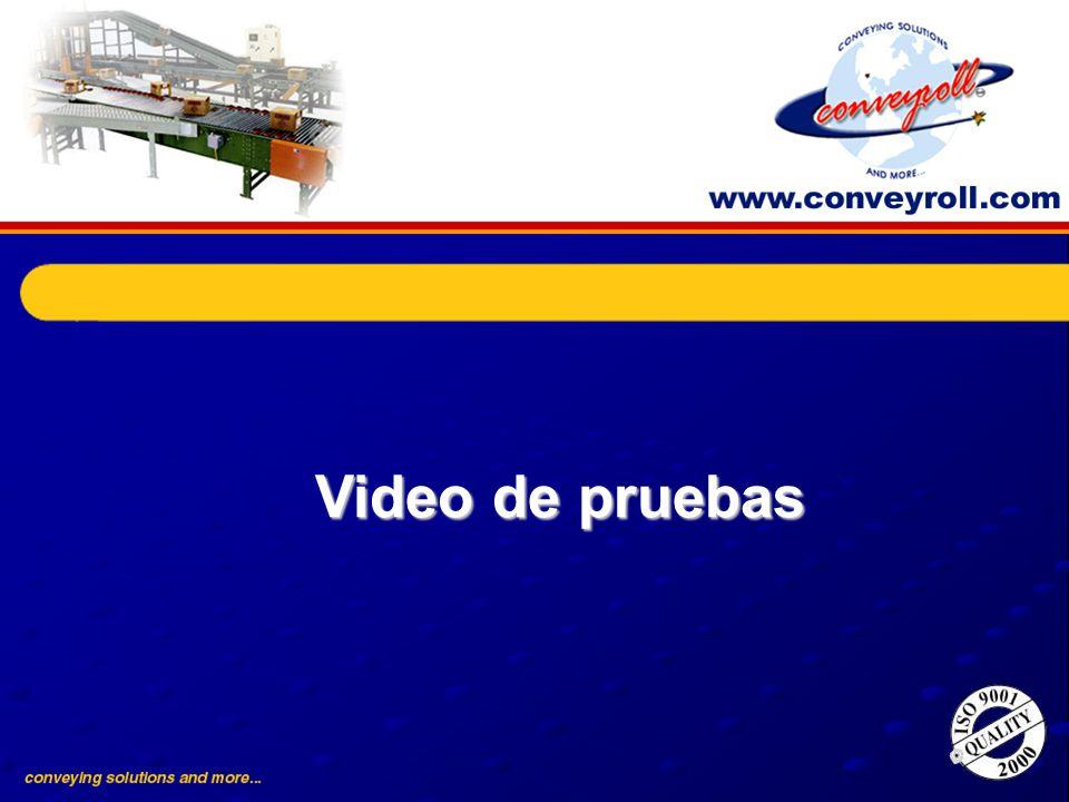 Video de pruebas