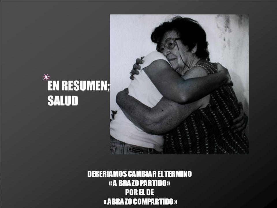 LE TRANSFERIAMOS FORTALEZA, CARIÑO, INCONDICIONALIDAD, RESPETO, ADMIRACION Y SOBRE TODO, AMOR. LOS ELEMENTOS NECESARIOS PARA SENTIRSE VIVOS, SANOS E I