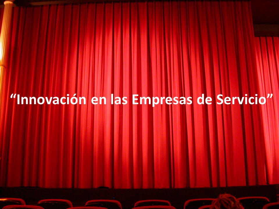 Innovación en las Empresas de Servicio