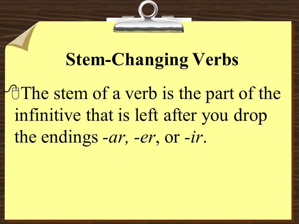Stem-Changing Verbs Poder, Querer, Servir, Pedir P. 25 Avancemos 2