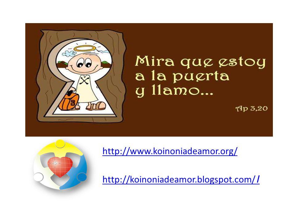 http://www.koinoniadeamor.org/ http://koinoniadeamor.blogspot.com/ /