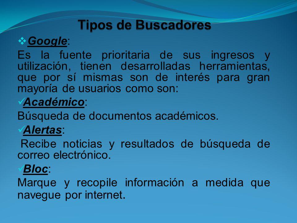 Bases de Datos. Internet. Revistas Electrónicas.