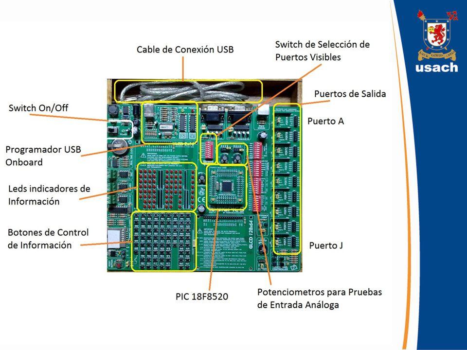 Instalación Software Drivers Usb Placa BIGPIC5 Programa Interfaz Computador-Placa «PICFLASH» Compilador «MPLAB» Lenguaje de Programación «PICBASIC PRO» Entorno de Programación «MicroCode Studio»