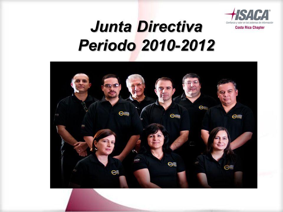 Junta Directiva Periodo 2010-2012