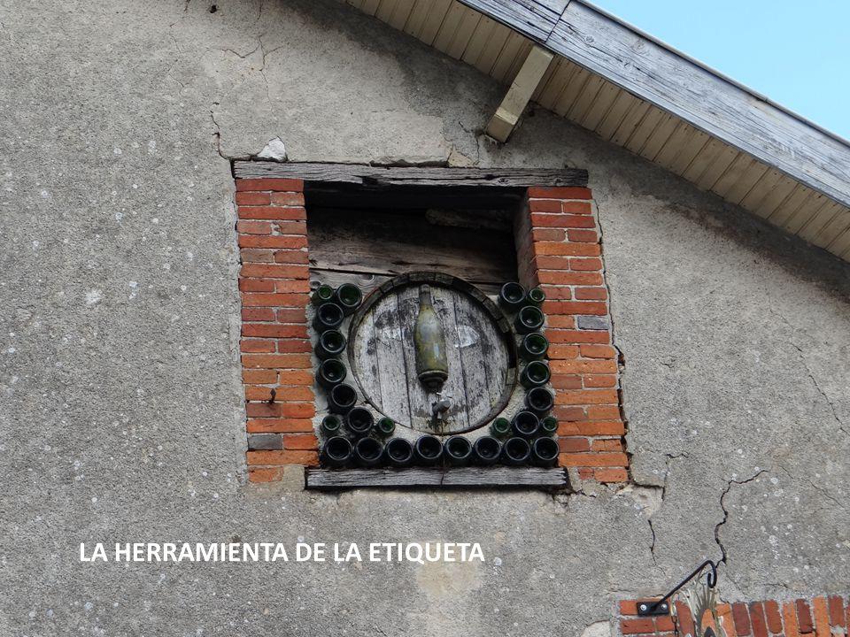 LA HERRAMIENTA DE LA ETIQUETA 11