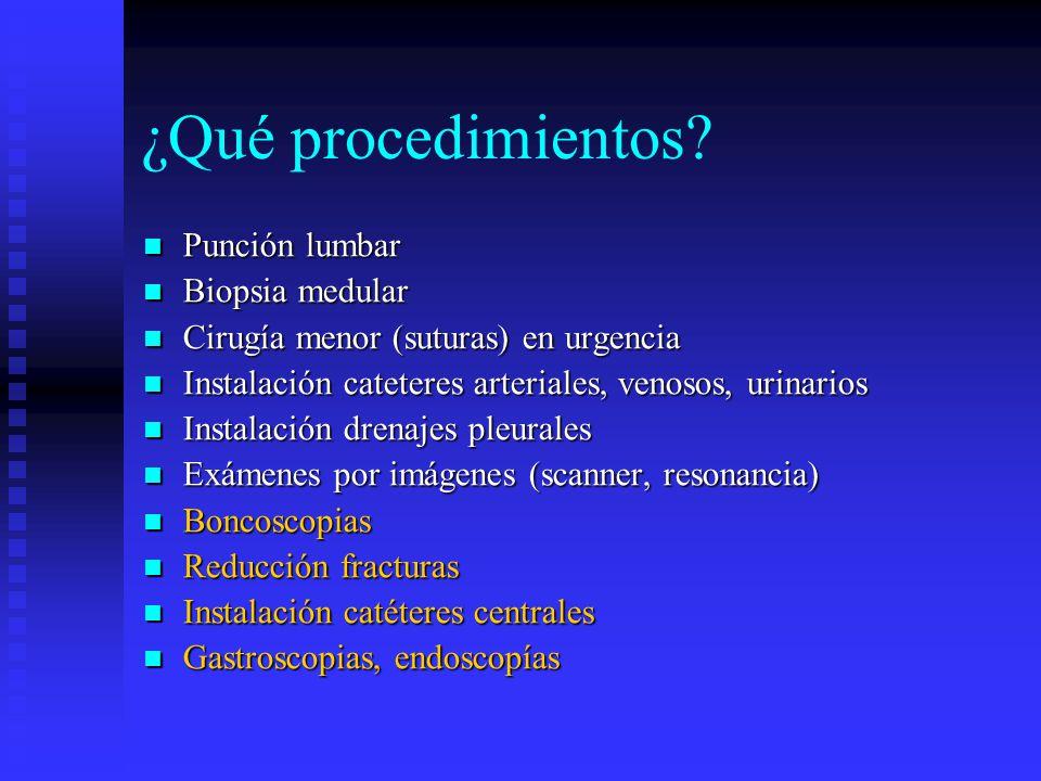 A QUE PACIENTES NO SEDAR ASA III o IV ASA III o IV Obstrucción pulmonar o de vía aérea (hipertrofia amigdalianao adenoidea importante) Obstrucción pulmonar o de vía aérea (hipertrofia amigdalianao adenoidea importante) Obesidad mórbida Obesidad mórbida Cardiopatia descompensada Cardiopatia descompensada Prematurez (< 60 sem postgestacionales) Prematurez (< 60 sem postgestacionales) Neurológico:> Sd.