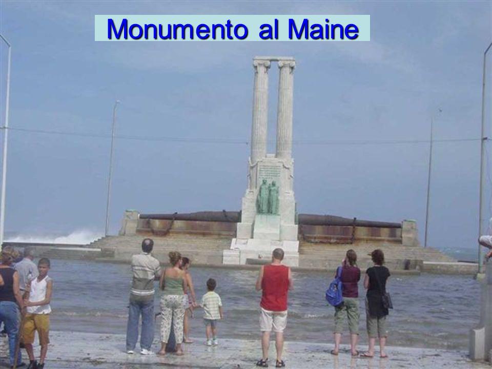 Monumento al Maine