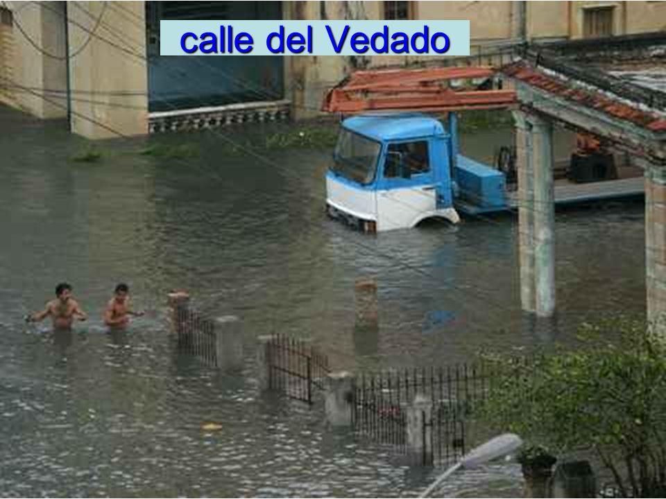 calle del Vedado