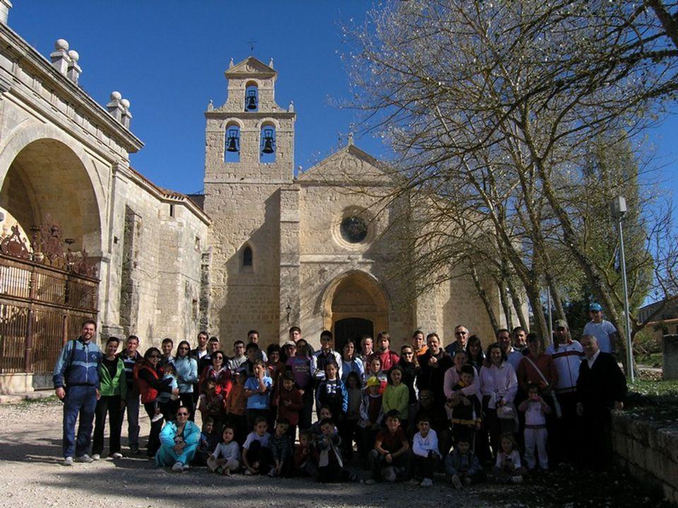 VISITA A LA CATEDRAL Marzo 2009