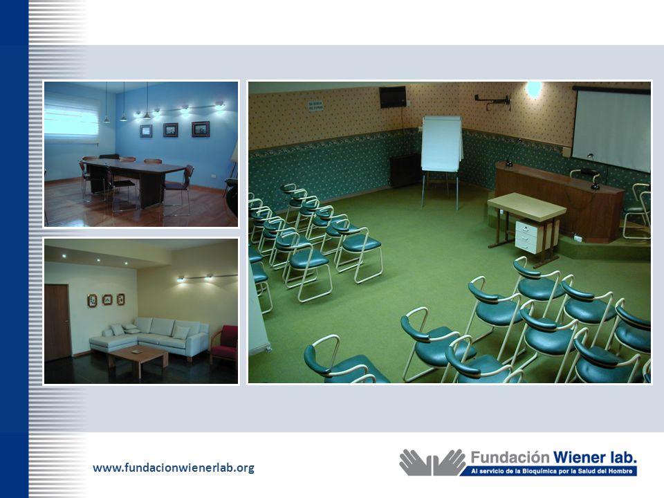 www.fundacionwienerlab.org Cursos a distancia Gestión de Calidad en el laboratorio de Análisis Clínicos (Dra.