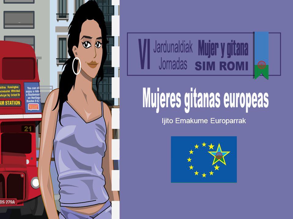 Ijito Emakume Europarrak