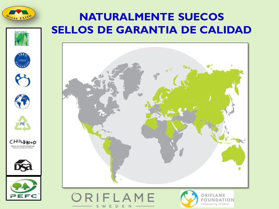 Nuestros productos tienen la certificación de organismos Internacionales entre ellos destacamos: Todas las fábricas de Wellness están certificadas internacionalmente.