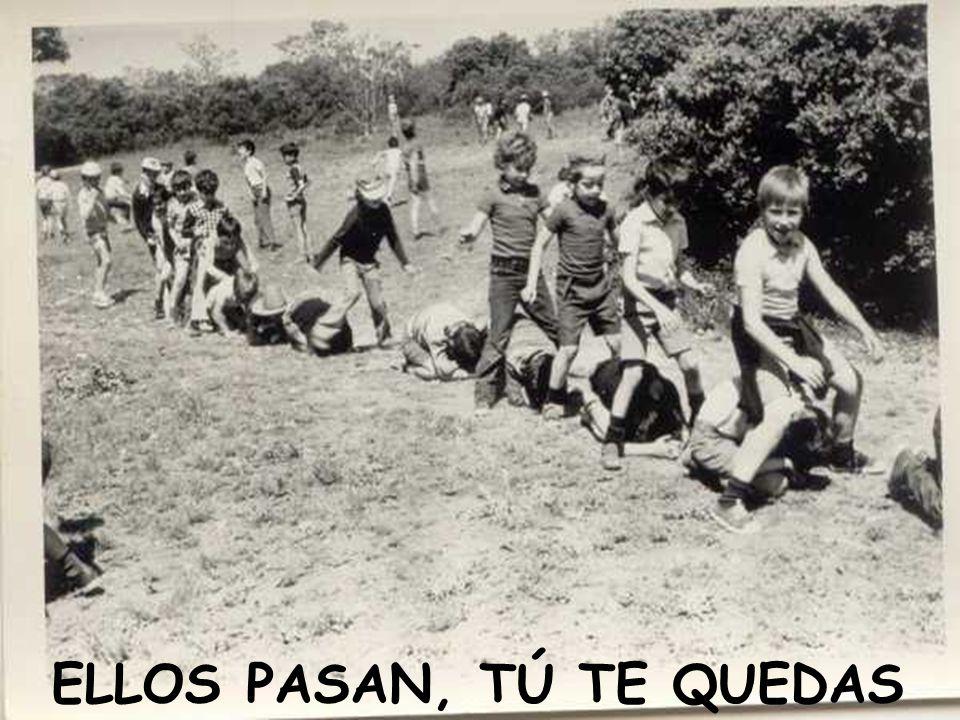 LOS MUCHACHOS EN LA ESCUELA