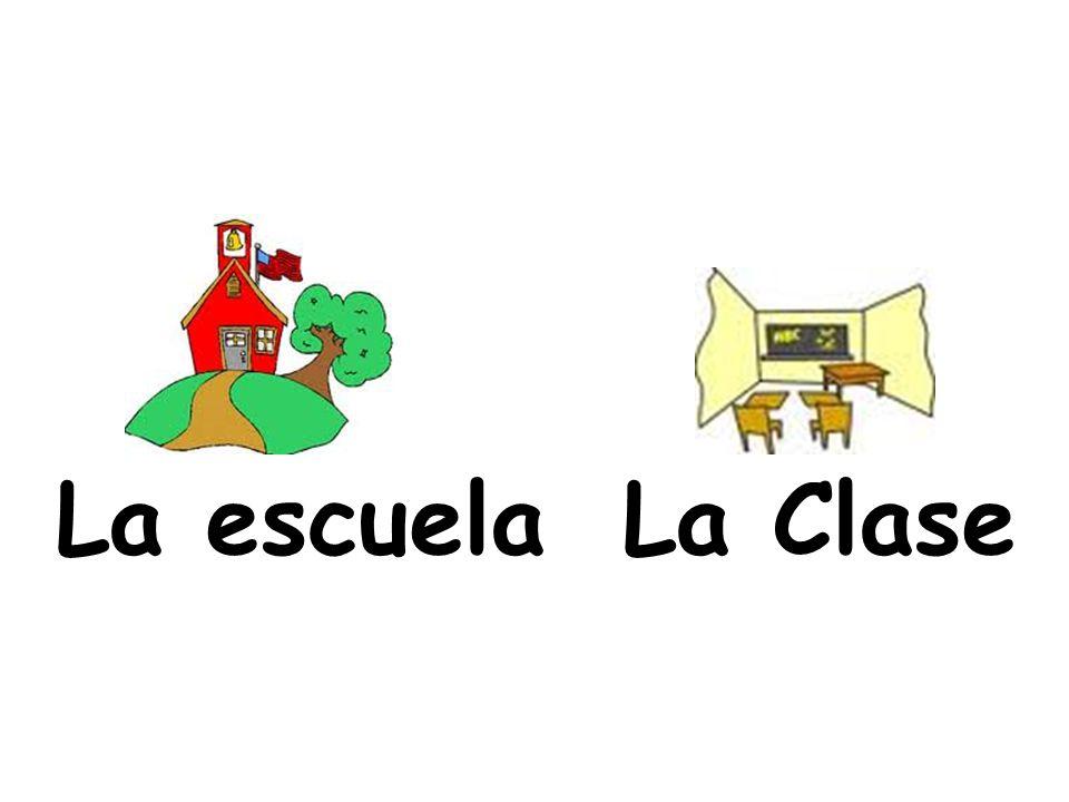 La escuelaLa Clase