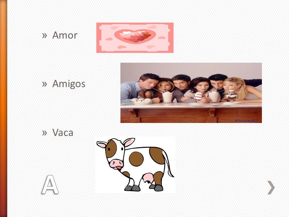 » Amor » Amigos » Vaca
